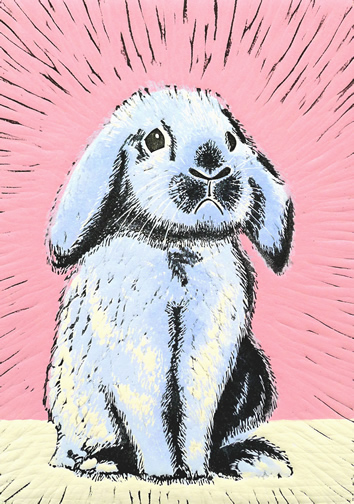 the-disappointed-bunny