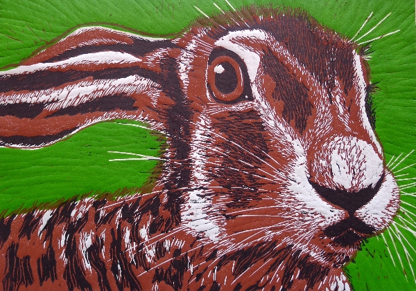 Green Hare